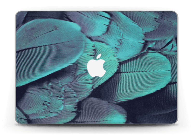 "Plumes Skin MacBook Pro Retina 13"" 2015"