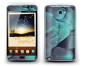 Plumes Skin Galaxy Note