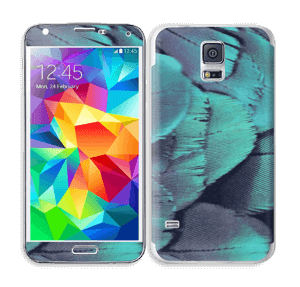 Plumes Skin Galaxy S5