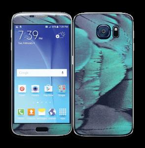 Fjær Skin Galaxy S6