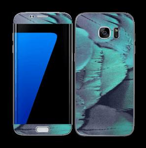 Plumes Skin Galaxy S7 Edge