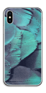 Paradiesvogel Skin IPhone X