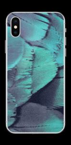 Plumes Skin IPhone XS