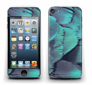 Plumes Skin IPod Touch 5th Gen