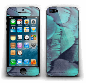 Plumes Skin IPhone 5