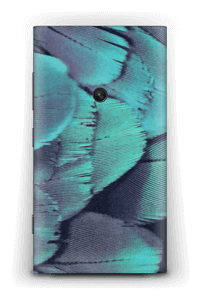Leaves Skin Nokia Lumia 920