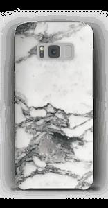 Klassinen marmori kuoret Galaxy S8