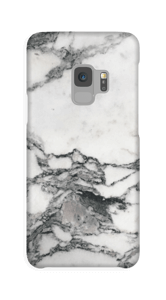 Klassisk marmor deksel Galaxy S9
