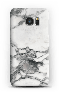 Klassischer Marmor Handyhülle Galaxy S7