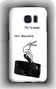 Fuck Marmor cover Galaxy S6