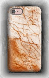 Bronse stein deksel IPhone 7 tough