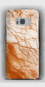 Kuparimarmori kuoret Galaxy S8