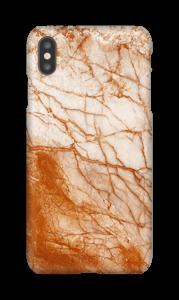 Bronse stein deksel IPhone XS Max