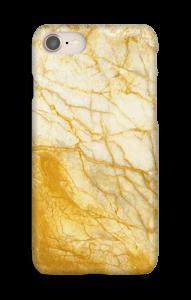 Rust i gule toner cover IPhone 8