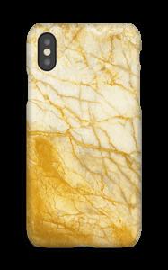 Rusten stein deksel IPhone XS
