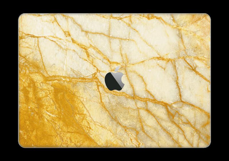 """Rust og gull stein Skin MacBook Pro 13"""" 2016-"""