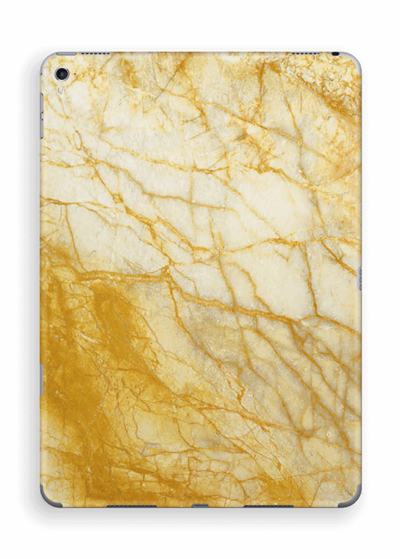 Rust og gull stein Skin IPad Pro 9.7
