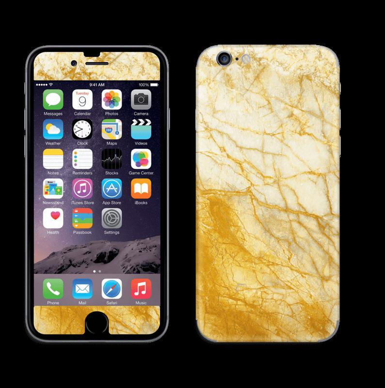 Rust og gull stein Skin IPhone 6/6s