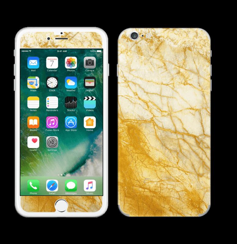Rust og gull stein Skin IPhone 6 Plus