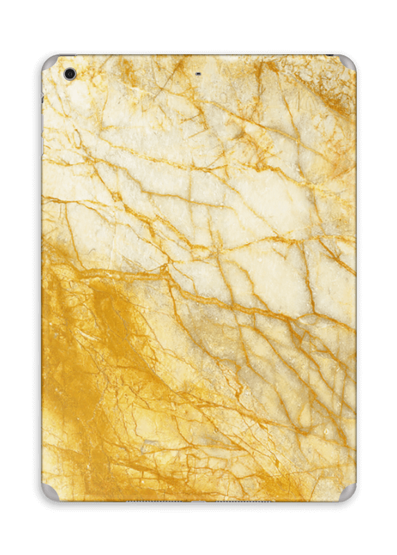 Rust og gull stein Skin IPad Air