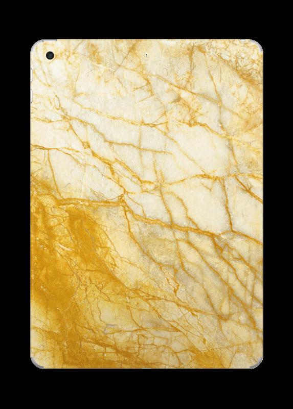 Rust og gull stein Skin IPad 2017