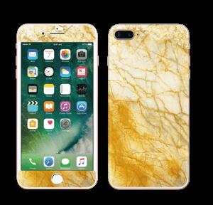 Rust og gull stein Skin IPhone 7 Plus