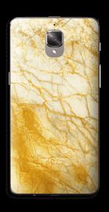 Rust og gull stein Skin OnePlus 3