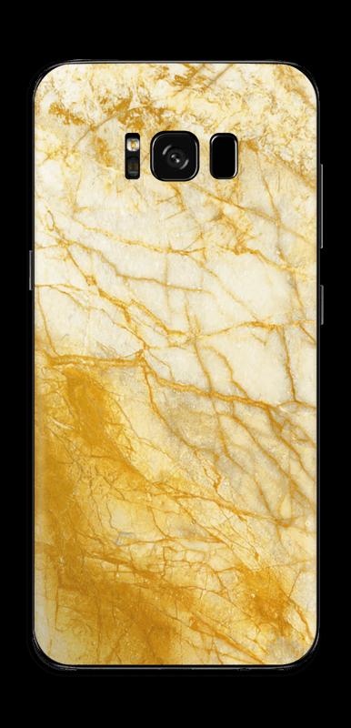Rust og gull stein Skin Galaxy S8 Plus