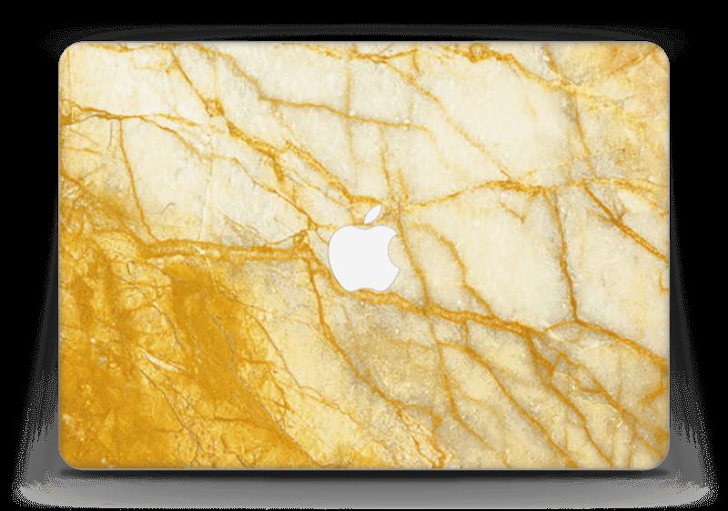 "Rust og gull stein Skin MacBook Air 13"""