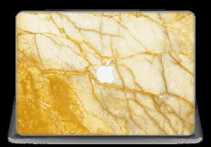 Rust og gull stein Skin MacBook Pro Retina 15
