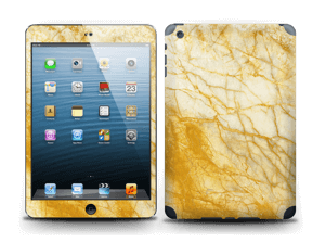 Rust og gull stein Skin IPad mini 2