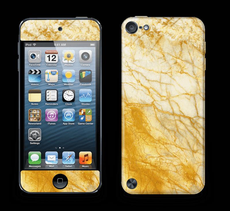 Rust og gull stein Skin IPod Touch 5th Gen