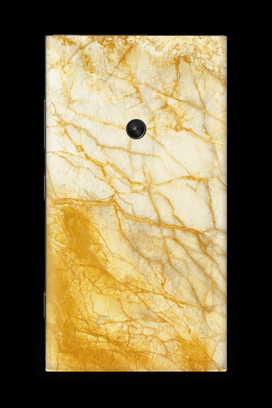 Rust og gull stein Skin Nokia Lumia 920