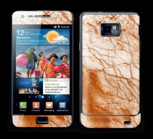 Rusten marmor Skin Galaxy S2
