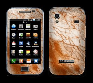 Rusten marmor Skin Galaxy Ace