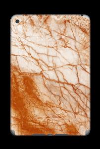 Rusten marmor Skin IPad Mini 4