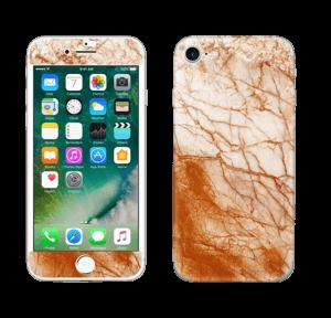 Rusten marmor Skin IPhone 7