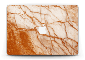 "Roestige, rode steen Skin MacBook Pro Retina 13"" 2015"