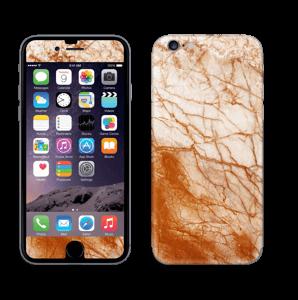 Rusten marmor Skin IPhone 6/6s