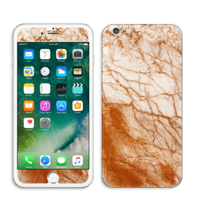 Rusten marmor Skin IPhone 6 Plus