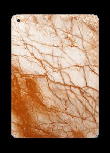 Rusten marmor Skin IPad 2017