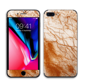 Rusten marmor Skin IPhone 8 Plus