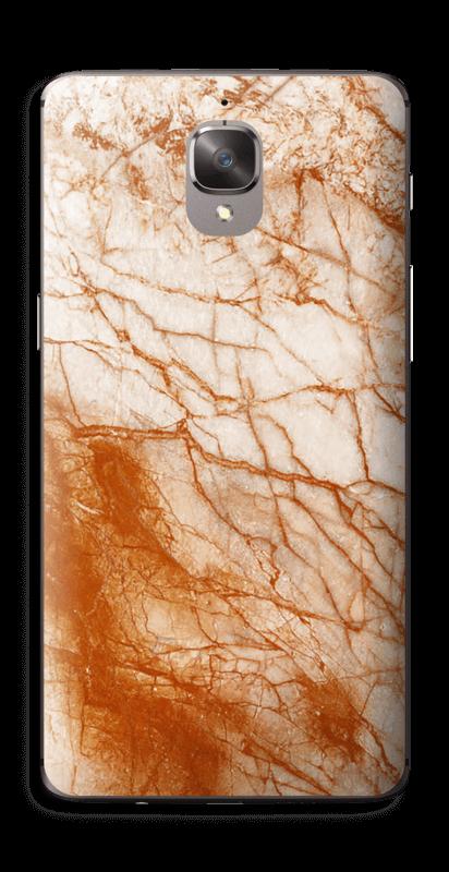 Rusten marmor Skin OnePlus 3