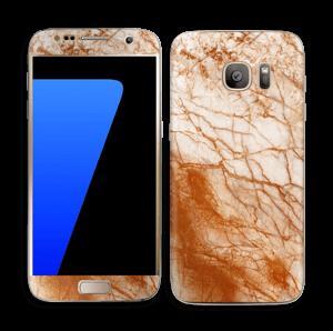Rusten marmor Skin Galaxy S7