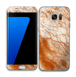 Rusten marmor Skin Galaxy S7 Edge
