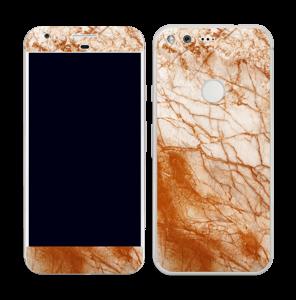 Marbre bronze Skin Pixel