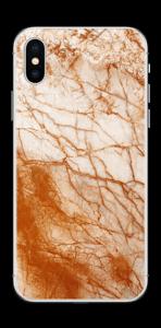 Rusten marmor Skin IPhone XS