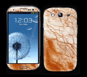 Rusten marmor Skin Galaxy S3