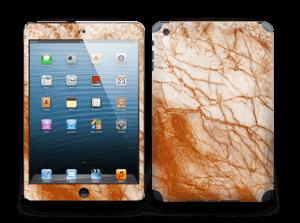Rusten marmor Skin IPad mini 2