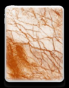 Rusten marmor Skin IPad 1